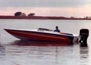 Exciter 240ss 24 foot offshore V-bottom