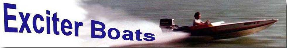 Exciter Boats Offshore v-bottom Powerboats and Hydroplane Boats